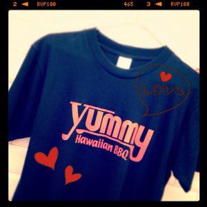 ヤミーTシャツ